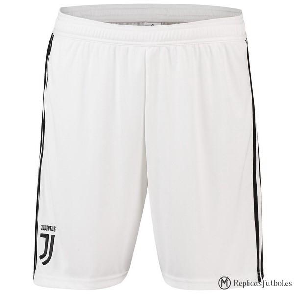 4355328b5e36d Pantalones Juventus Primera 2018 2019 Blanco Replicas Futbol