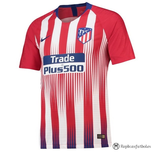 Camiseta Atlético de Madrid Primera 2018 2019 Rojo Replicas Futbol a8c8592bbde2d