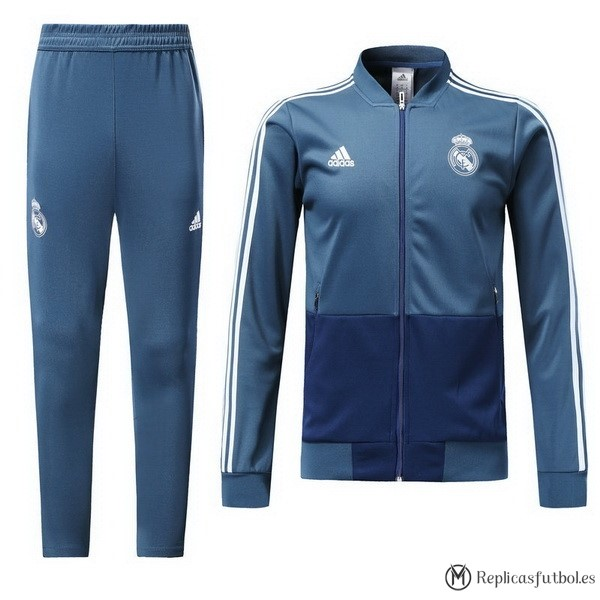 Chandal Real Madrid 2018/2019 Azul Replicas Futbol
