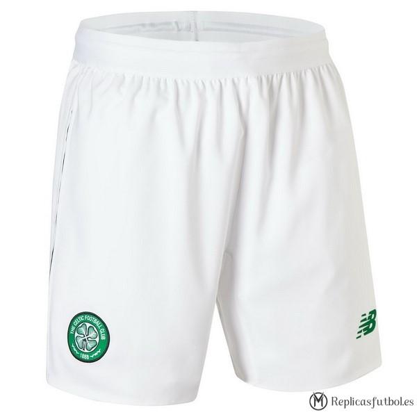Pantalones Celtic Primera 2018 2019 Blanco Replicas Futbol 6d728493ad1ee