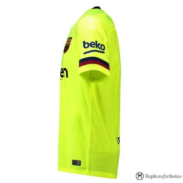 Tailandia Camiseta Barcelona Segunda 2018 2019 Verde Replicas Futbol 24146bcc2cf6d