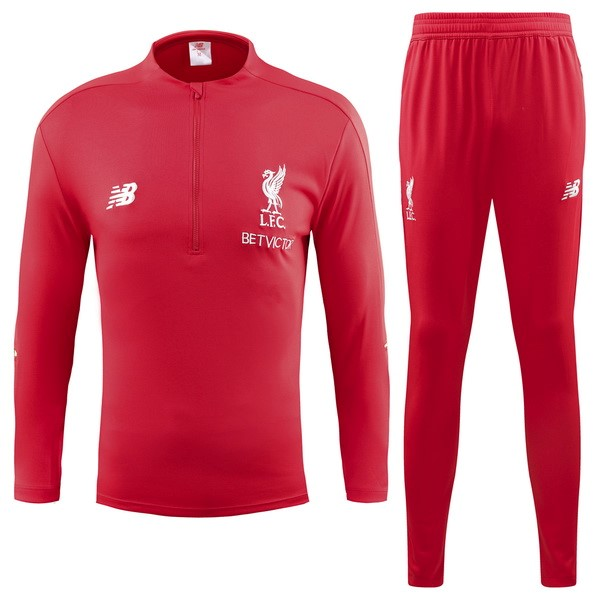 Chandal Liverpool 2018/2019 Rojo Replicas Futbol