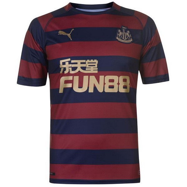 Camiseta Newcastle United Segunda 2018/2019 Rojo Replicas Futbol