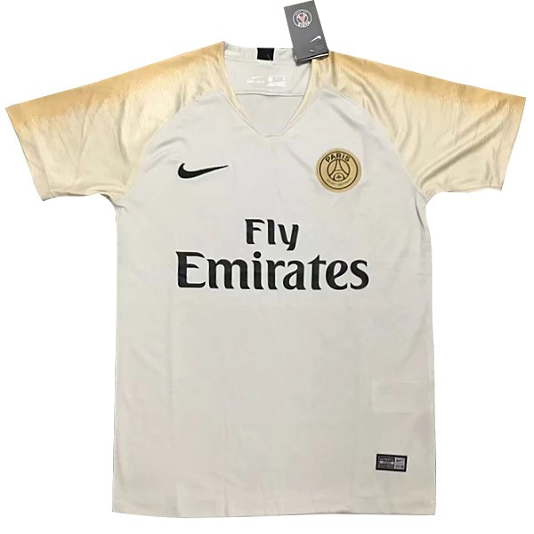 Entrenamiento Paris Saint Germain 2018/2019 Blanco Replicas Futbol