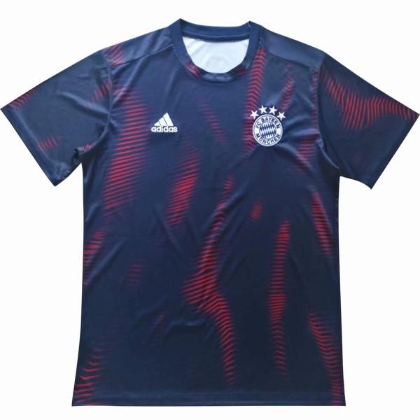 Entrenamiento Bayern Munich 2018 2019 Azul Rojo Replicas Futbol 2ade5fdd79816