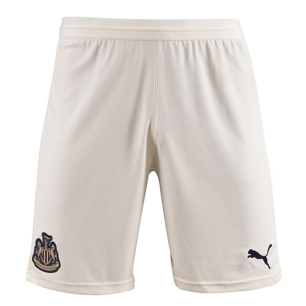 Pantalones Newcastle United Segunda 2018/2019 Blanco Replicas Futbol