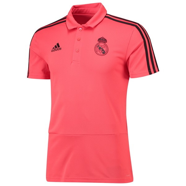 Polo Real Madrid 2018/2019 Rosa Replicas Futbol