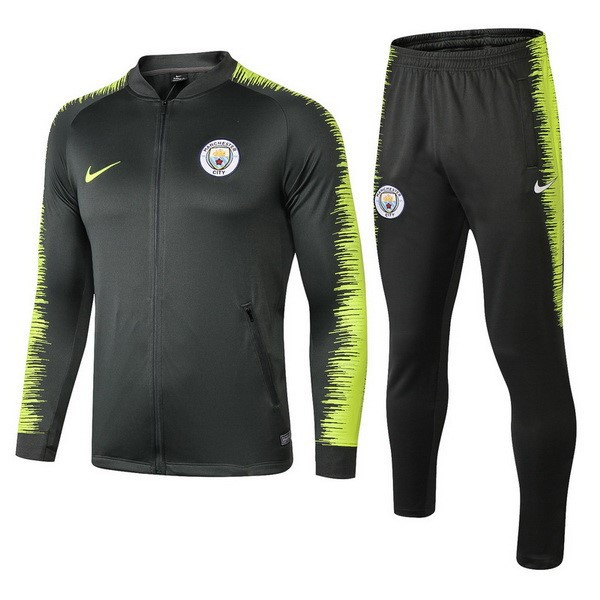 Chandal Manchester City 2018/2019 Verde Replicas Futbol