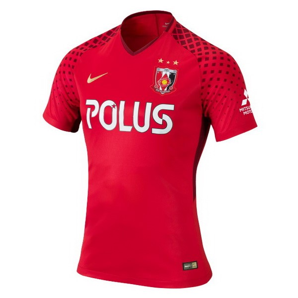 Camiseta Urawa Red Diamonds Primera 2018/2019 Rojo Replicas Futbol