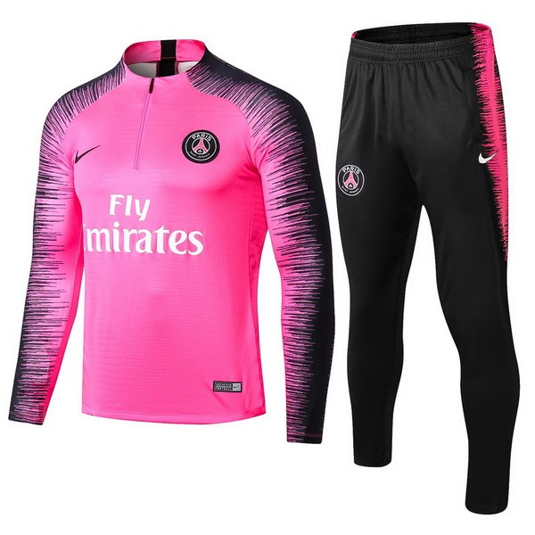 Chandal De Lana Paris Saint Germain 2018/2019 Rosa Replicas Futbol