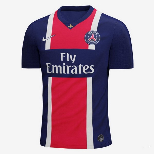 NFL Camiseta Paris Saint Germain 2019/2020 Azul Replicas Futbol