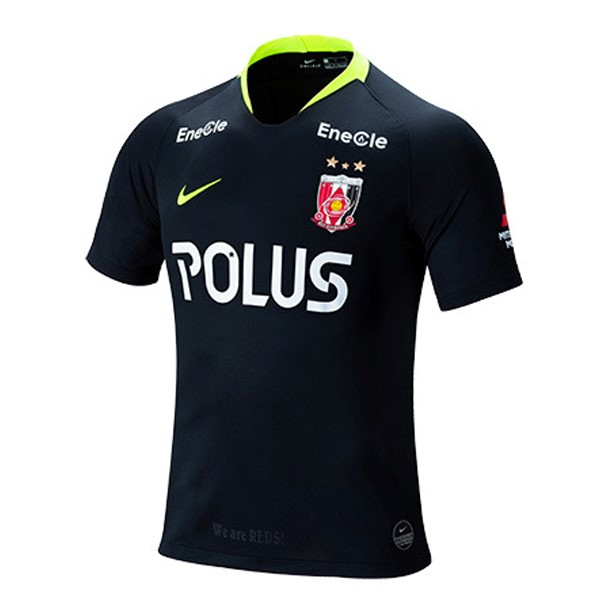 Camiseta Urawa Red Diamonds Segunda 2019/2020 Negro Replicas Futbol