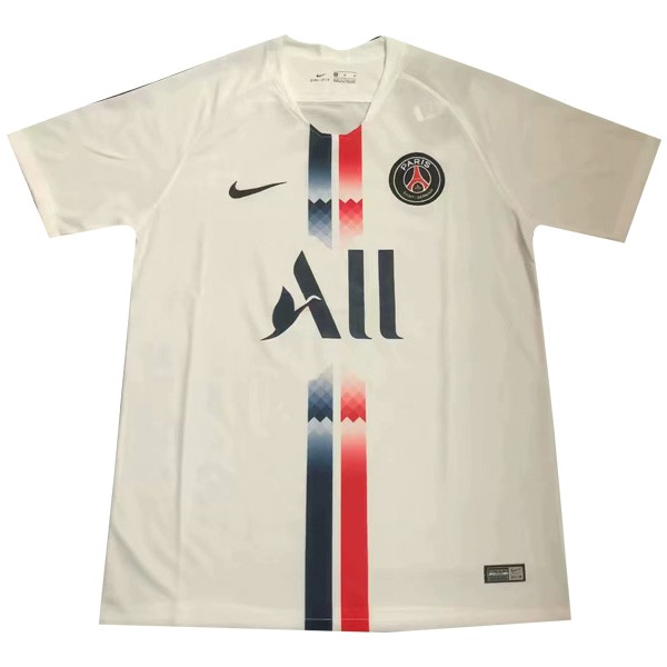 Camiseta Paris Saint Germain Concepto Segunda 2019/2020 Blanco Replicas Futbol