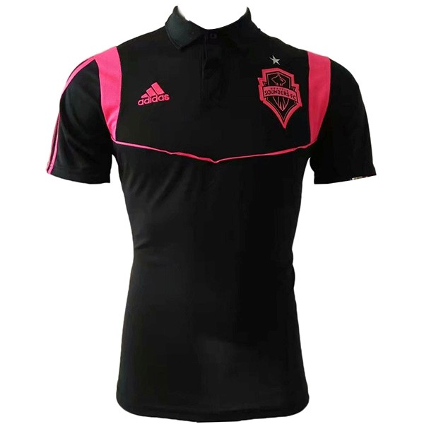 Polo Seattle Sounders 2019/2020 Negro Replicas Futbol