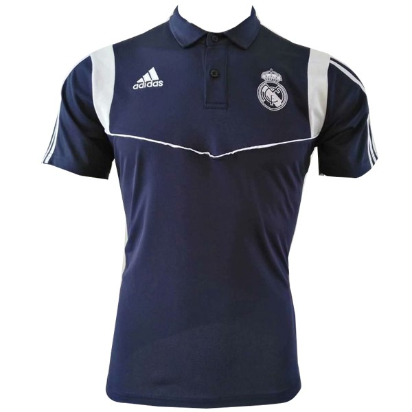 Polo Real Madrid 2019/2020 Azul Marino Replicas Futbol