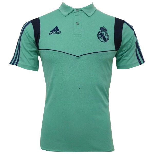 Polo Real Madrid 2019/2020 Verde Replicas Futbol