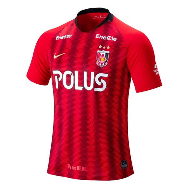 Camiseta Urawa Red Diamonds Primera 2019/2020 Rojo Replicas Futbol
