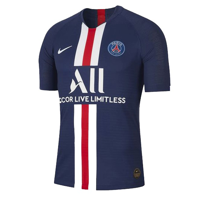 Camiseta Paris Saint Germain Primera 2019/2020 Azul Replicas Futbol