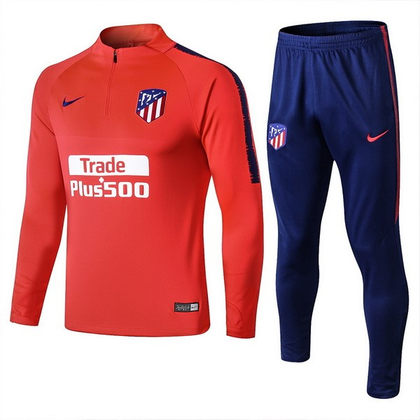 Chandal Atletico Madrid 2018/2019 Rojo Claro Replicas Futbol