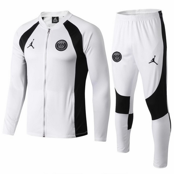 JORDAN Chandal Paris Saint Germain 2018/2019 Blanco Replicas Futbol