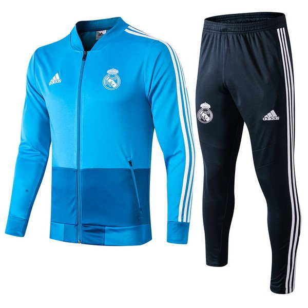 Chandal Real Madrid 2019/2020 Azul Negro