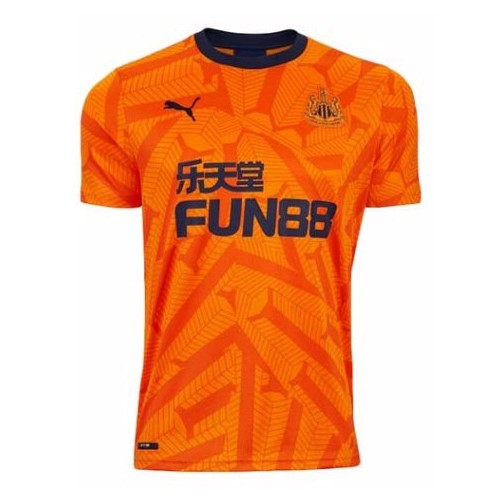 Camiseta Newcastle United Tercera 2019/2020 Replicas Futbol