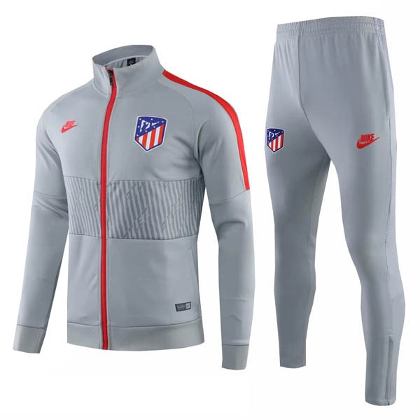 Chandal Atletico Madrid 2019/2020 Gris Replicas Futbol