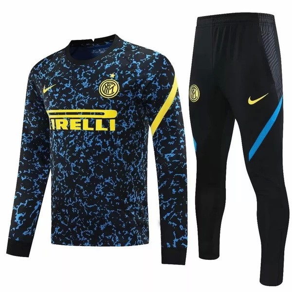 Chandal Inter Milan 2020/2021 Azul Amarillo