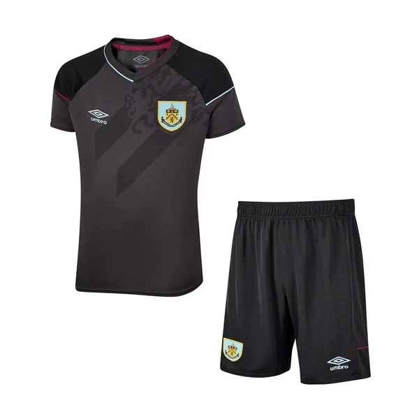 Camiseta Burnley Segunda Niños 2020/2021 Marron