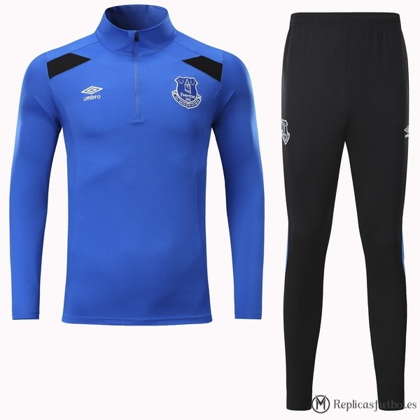 Chandal Everton 2017/2018 Azul Replicas Futbol