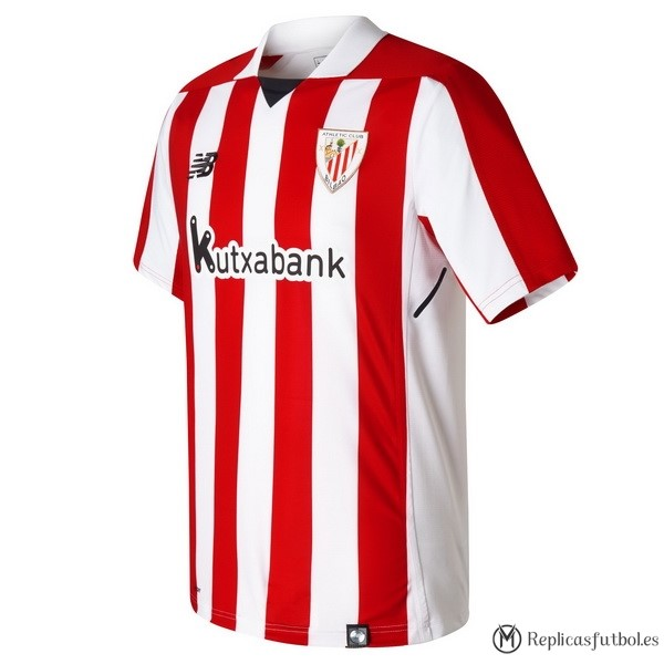 Camiseta Athletic Bilbao Primera 2017/2018 Replicas Futbol