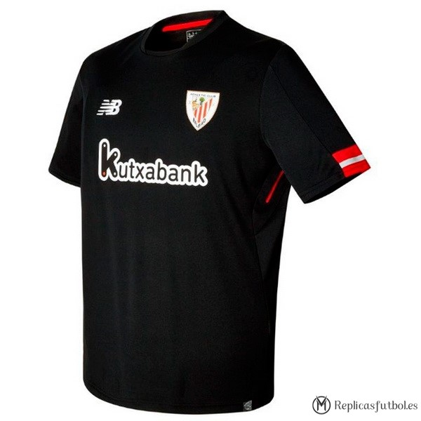 Camiseta Athletic Bilbao Segunda 2017/2018 Replicas Futbol