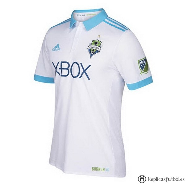 Camiseta Seattle Sounders Segunda 2017/2018 Replicas Futbol