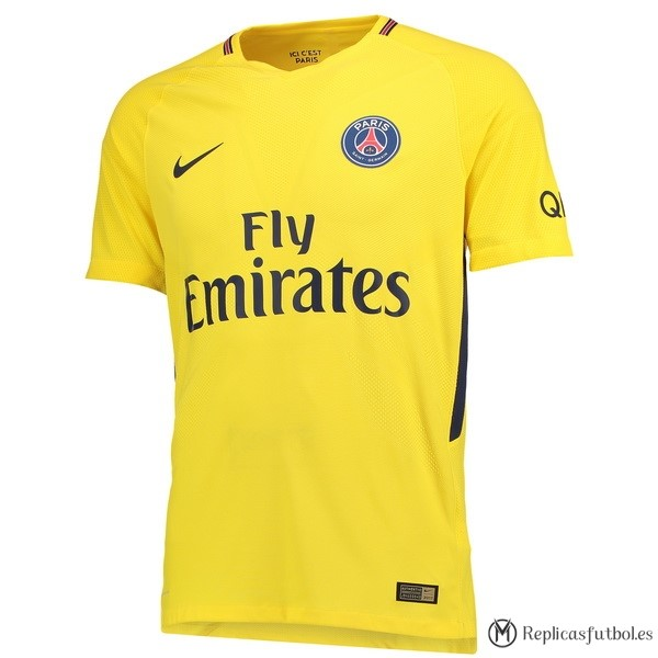 Tailandia Camiseta Paris Saint Germain Segunda 2017/2018 Replicas Futbol