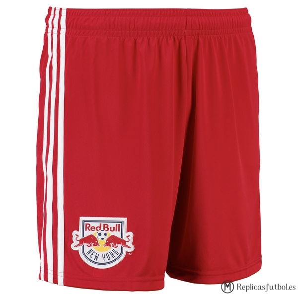 Pantalones New York Red Bulls Primera 2017/2018 Replicas Futbol