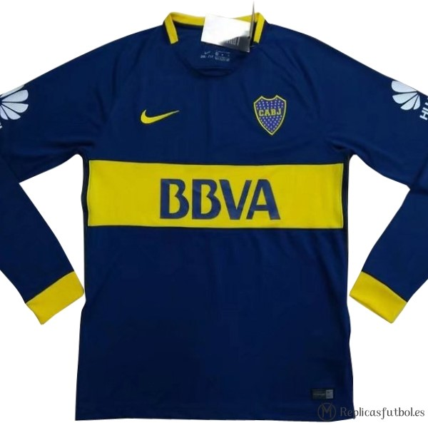 Camiseta Boca Juniors Primera ML 2017/2018 Replicas Futbol