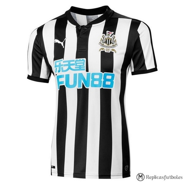 Camiseta Newcastle United Primera 2017/2018 Replicas Futbol