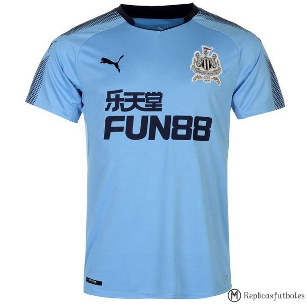 Camiseta Newcastle United Segunda 2017/2018 Replicas Futbol