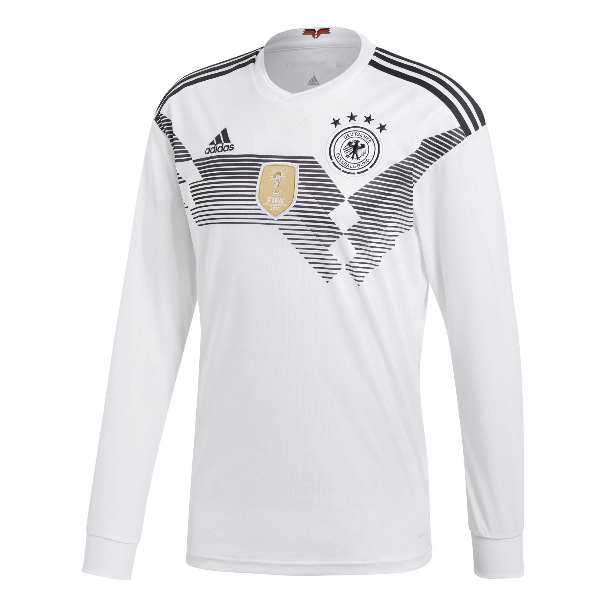 Camiseta Seleccion Alemania Primera ML 2018 Replicas Futbol
