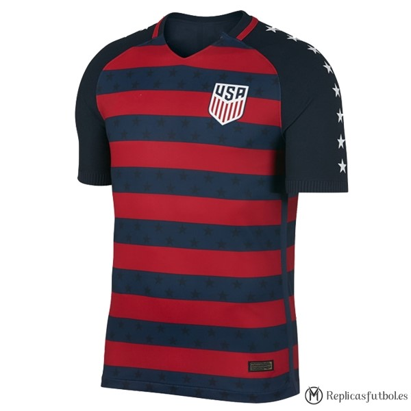Camiseta Seleccion Estados Unidos Gold Cup 2017 Replicas Futbol