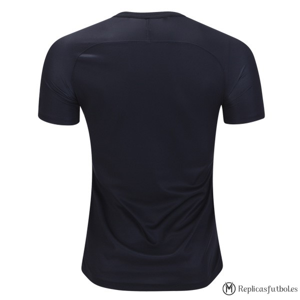 Camiseta Seleccion Portugal 2018 Pre Match Negro Replicas Futbol