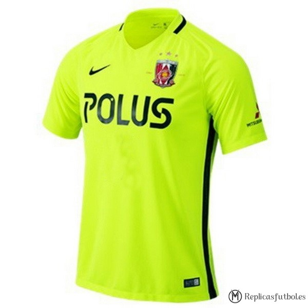 Camiseta Urawa Red Diamonds Segunda 2017/2018 Replicas Futbol