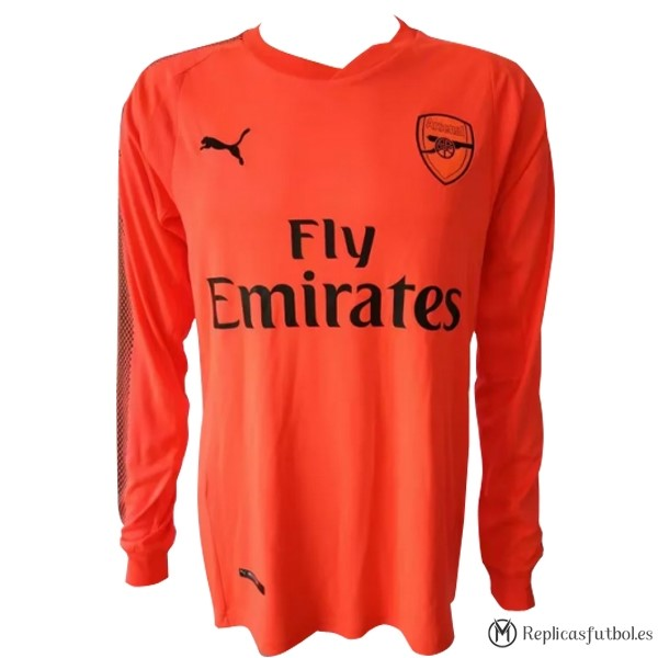 Camiseta Entrenamiento Arsenal ML 2017/2018 Replicas Futbol