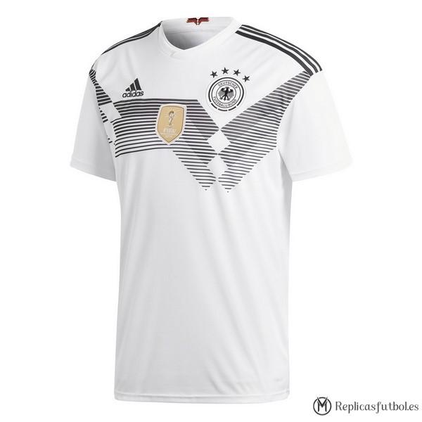 Tailandia Camiseta Seleccion Alemania Primera 2018 Replicas Futbol be6165177f5ee