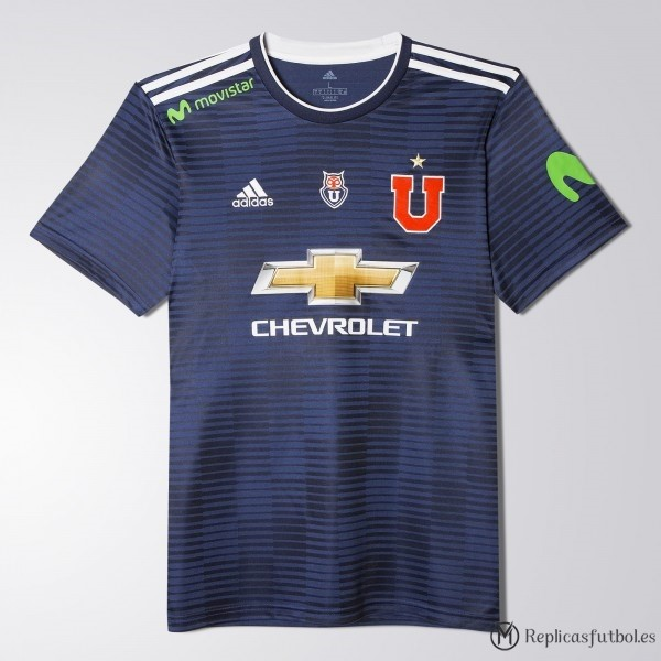 Camiseta Universidad De Chile Primera 2017/2018 Replicas Futbol
