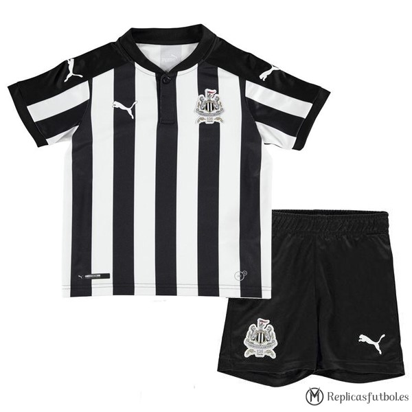 Camiseta Newcastle United Niño Primera 2017/2018 Replicas Futbol